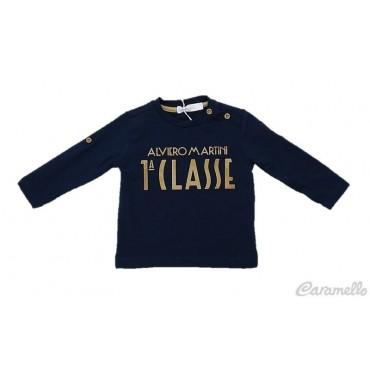 T-shirt neonato con logo 1...