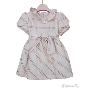 Vestito neonata a doppio...