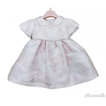 Vestito neonata a fantasia...