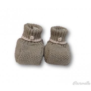 Scarpe neonata STELLA