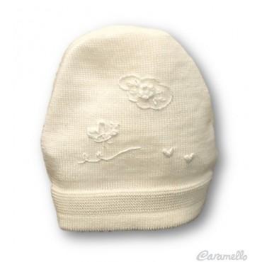 Cappellino neonata tema...
