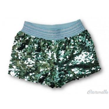 Pantalone corto bambina con...