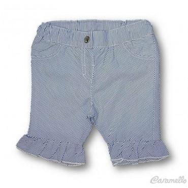 Pantalone seersucker...