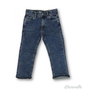 Jeans lungo bambino a vita...