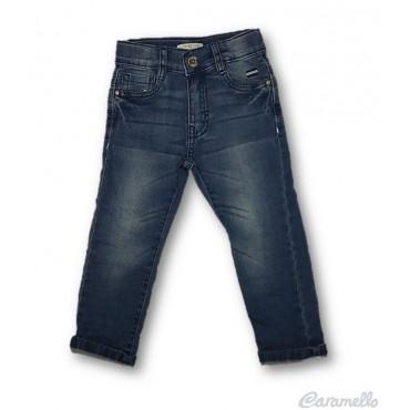 Pantaloni jeans stretch con...