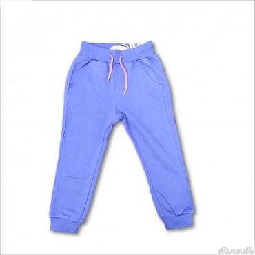 Pantalone in felpa con...