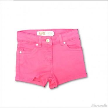 Pantalone corto 5 tasche...