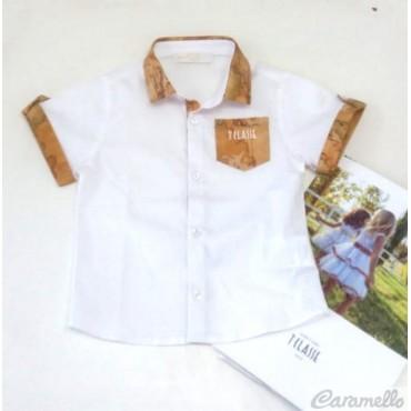 Camicia neonato Alviero...