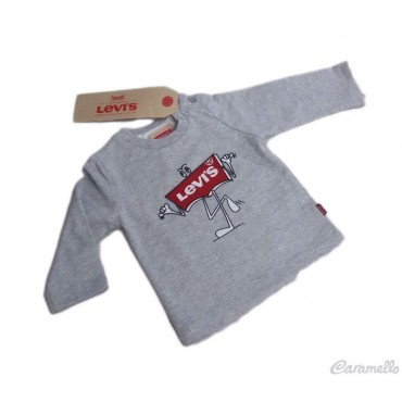 T-Shirt con stampa LEVI'S