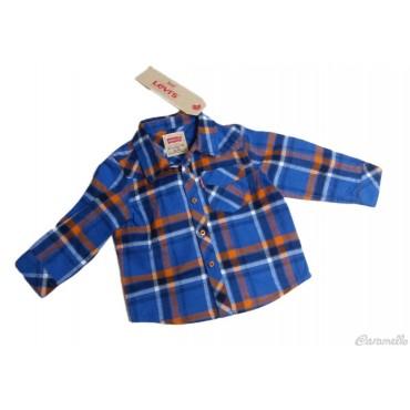 Camicia neonato manica...