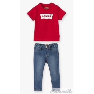 Completo m/m neonato LEVI'S