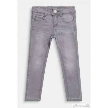 Jeans stretch 5 tasche con cintura regolabile ESPRIT