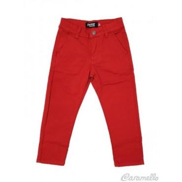 Pantalone lungo rasato...