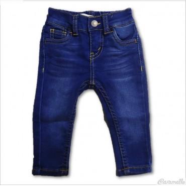 Jeans 5 tasche con elastico...