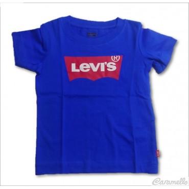 T-shirt con stampa logo LEVI'S