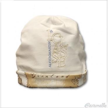 Cappellino neonato con logo...