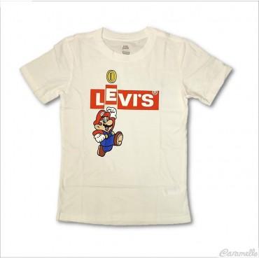 T-shirt stampa Mario Bros...