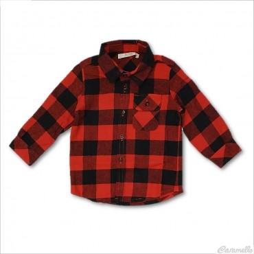 Camicia flanella scozzese...