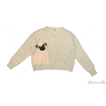 Pullover illustrato DIXIE