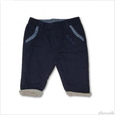 Pantalone drill foderato...