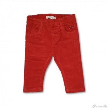 Pantalone velluto stretch...