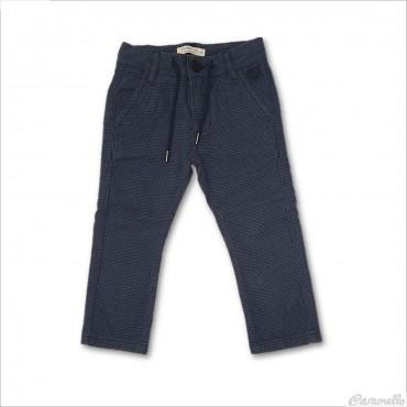 Pantaloni tinto filo con...