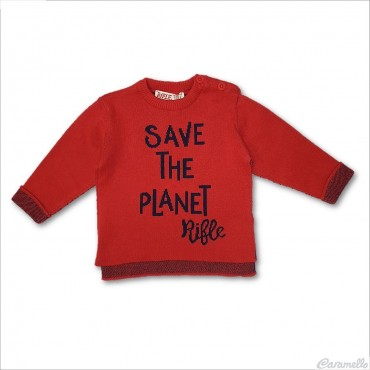 "Maglia ""Save the planet"" Rifle"