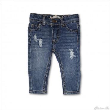 Jeans 5 tasche skinny denim...