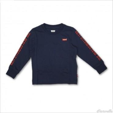 T-shirt con mini logo Levi's