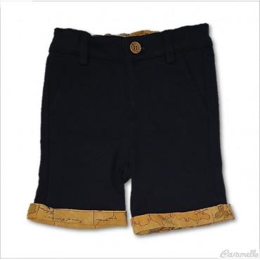 Pantalone con dettagli Geo...