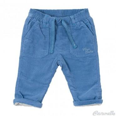 Pantalone in velluto...