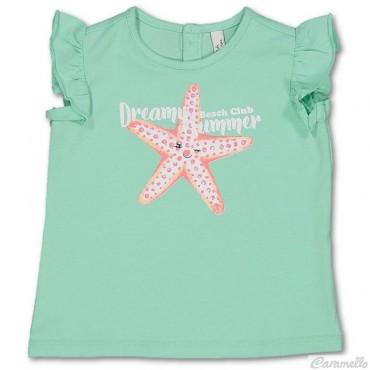 T-shirt con logo...