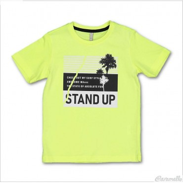 T-shirt Stand Up Birba -...