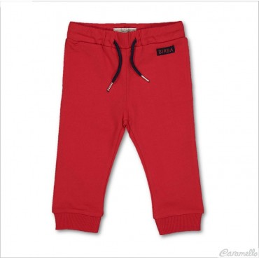 Pantalone con logo Birba -...