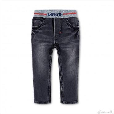 Jeans neonato con elastico...