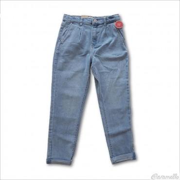 Jeans ragazza a vita alta...