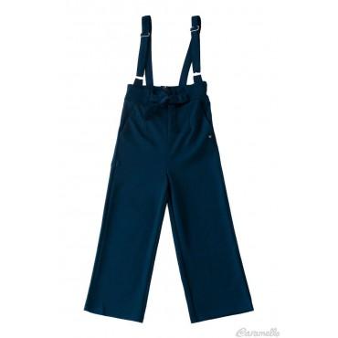 Pantalone con bretelle...