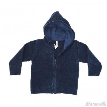 Cardigan tricot con...