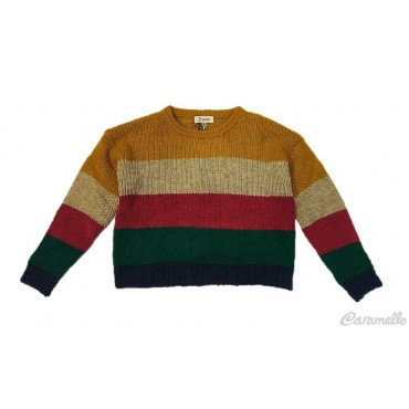 Pullover Tricot DIXIE