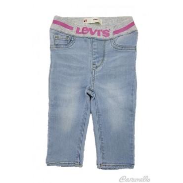 Jeans neonata skinny con...