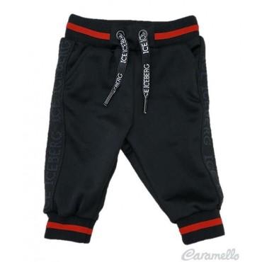 Pantaloni bambino con banda...