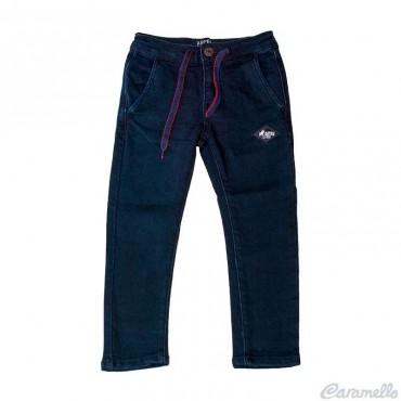 Pantalone jeans bambino con...